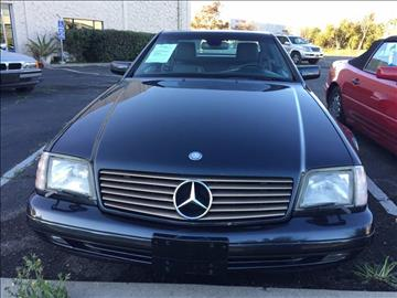 1998 Mercedes-Benz SL-Class for sale in Rohnert Park, CA