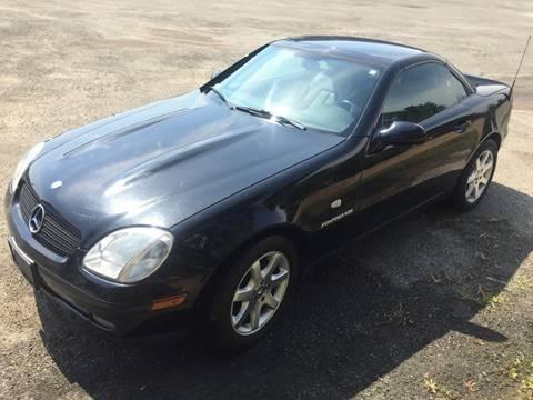 1999 Mercedes-Benz SLK for sale in Rohnert Park, CA