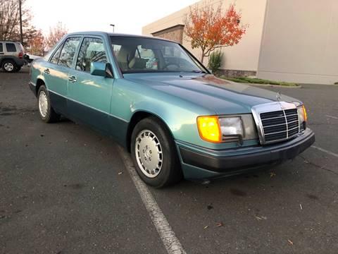 1992 Mercedes-Benz 300-Class for sale in Rohnert Park, CA