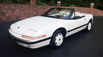 1990 Buick Reatta for sale in Huntingtown, MD