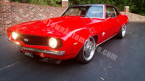 1969 Chevrolet Camaro for sale in Huntingtown, MD