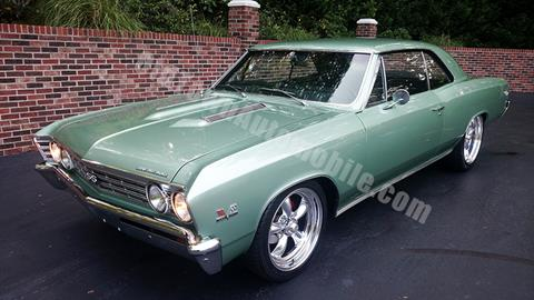 1967 Chevrolet Chevelle for sale in Huntingtown, MD