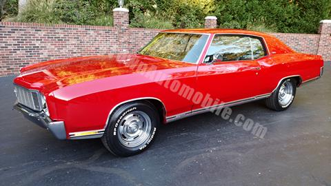 1971 Chevrolet Monte Carlo for sale in Huntingtown, MD