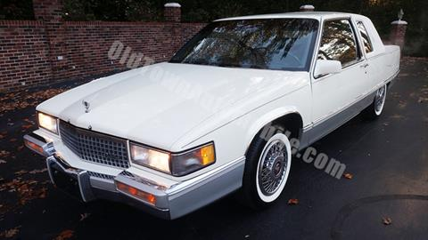 1989 Cadillac Fleetwood For Sale - Carsforsale.com®