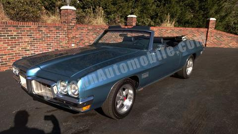 1970 Pontiac Le Mans for sale in Huntingtown, MD