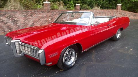 1968 Pontiac Catalina for sale in Huntingtown, MD