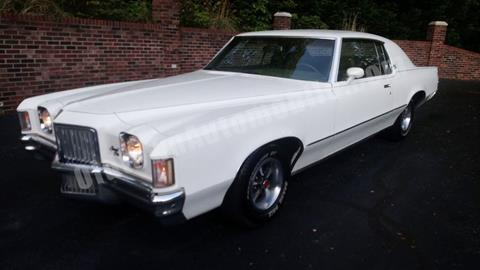 1971 Pontiac Grand Prix for sale in Huntingtown, MD