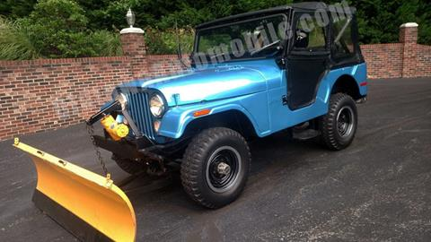 1973 Jeep CJ-5 for sale in Huntingtown, MD