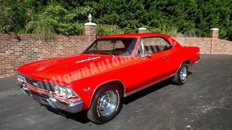 1966 Chevrolet Chevelle for sale in Huntingtown, MD