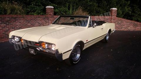 1967 Oldsmobile Cutlass for sale in Huntingtown, MD