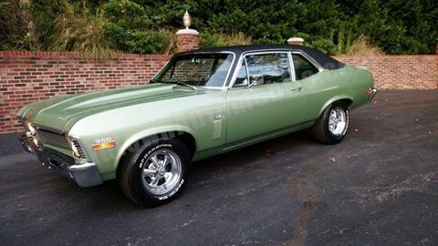 1970 Chevrolet Nova for sale in Huntingtown, MD