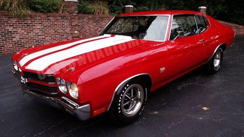 1970 Chevrolet Chevelle for sale in Huntingtown, MD