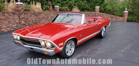 1968 Chevrolet Chevelle for sale at Old Town Automobile in Huntingtown MD