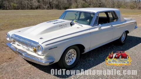 1963 Dodge Polara for sale at Old Town Automobile in Huntingtown MD