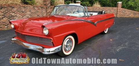 1956 Ford Sunliner for sale at Old Town Automobile in Huntingtown MD