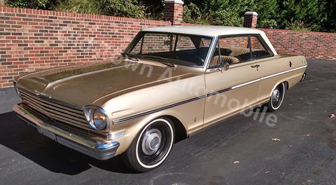 1963 Chevrolet Nova for sale in Huntingtown, MD