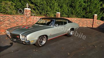 1971 Buick Gran Sport for sale in Huntingtown, MD