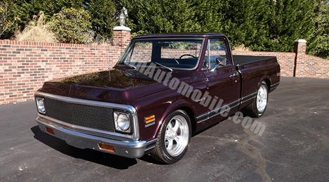 1972 Chevrolet n/a for sale in Huntingtown, MD
