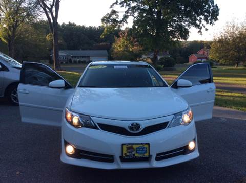 2014 Toyota Camry for sale in Manchester, CT