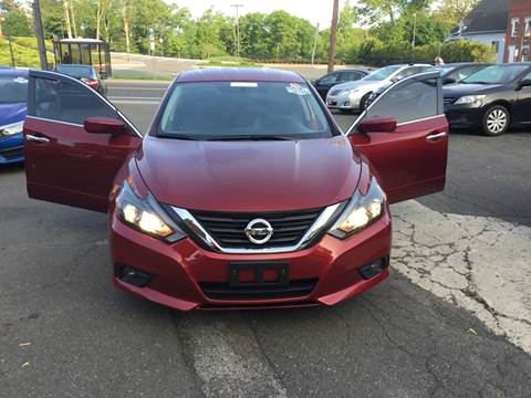 2017 Nissan Altima for sale in Manchester, CT