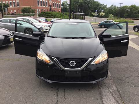 2017 Nissan Sentra for sale in Manchester, CT