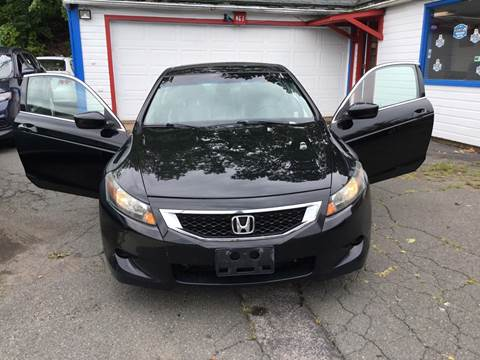 2009 Honda Accord for sale in Manchester, CT