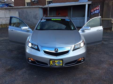 2013 Acura TL for sale in Manchester, CT