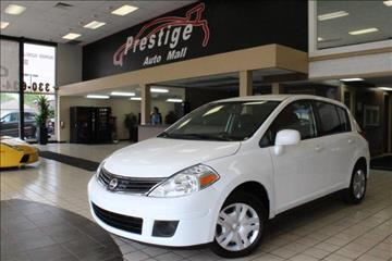 2012 Nissan Versa for sale in Cuyahoga Falls, OH
