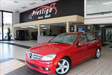 2010 Mercedes-Benz C-Class for sale in Cuyahoga Falls, OH