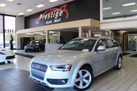 2013 Audi Allroad for sale in Cuyahoga Falls, OH