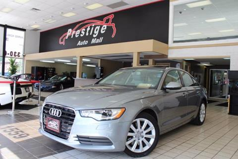 2014 Audi A6 for sale in Cuyahoga Falls, OH