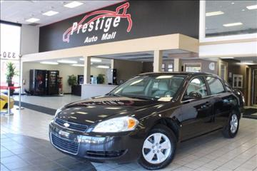 2008 Chevrolet Impala for sale in Cuyahoga Falls, OH