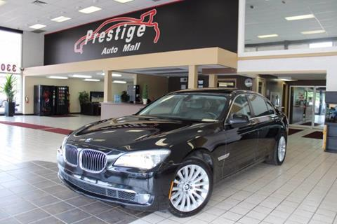 2011 BMW 7 Series for sale in Cuyahoga Falls, OH