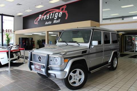 2002 Mercedes-Benz G-Class for sale in Cuyahoga Falls, OH