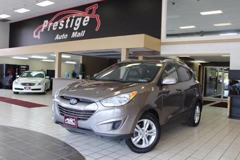 2011 Hyundai Tucson for sale in Cuyahoga Falls, OH