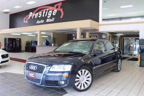 2007 Audi A8 L for sale in Cuyahoga Falls, OH