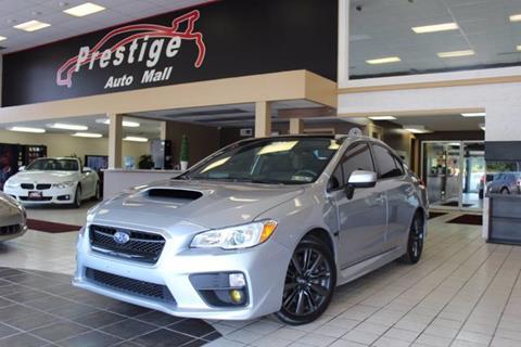 2016 Subaru WRX for sale in Cuyahoga Falls, OH