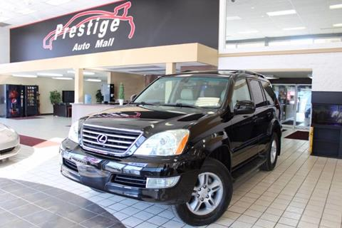 2005 Lexus GX 470 for sale in Cuyahoga Falls, OH