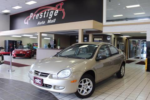 2002 Dodge Neon for sale in Cuyahoga Falls, OH