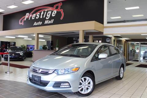 2013 Honda Insight for sale in Cuyahoga Falls, OH