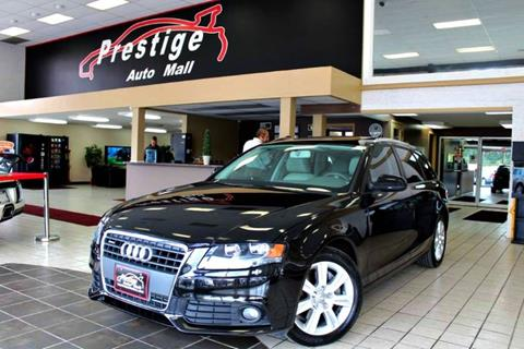 2011 Audi A4 for sale in Cuyahoga Falls, OH
