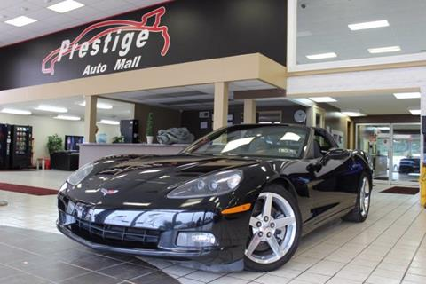 2007 Chevrolet Corvette for sale in Cuyahoga Falls, OH