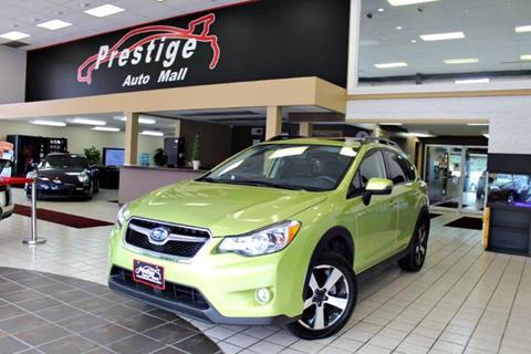 2015 Subaru XV Crosstrek for sale in Cuyahoga Falls, OH