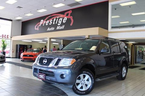 2012 Nissan Pathfinder for sale in Cuyahoga Falls, OH