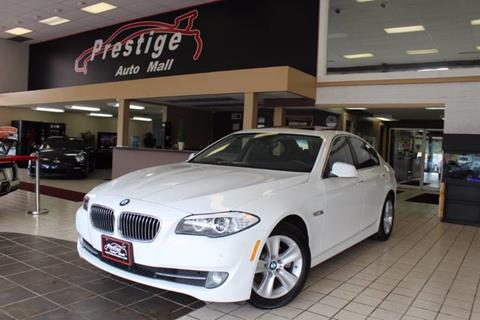 2013 BMW 5 Series for sale in Cuyahoga Falls, OH