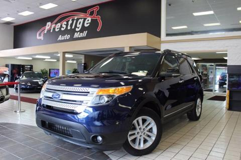 2011 Ford Explorer for sale in Cuyahoga Falls, OH