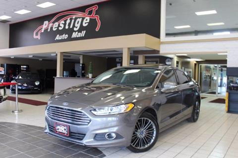 2014 Ford Fusion for sale in Cuyahoga Falls, OH