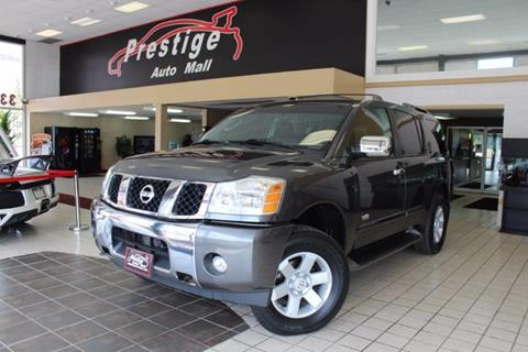 2005 Nissan Armada for sale in Cuyahoga Falls, OH