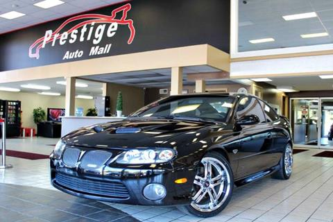 2006 Pontiac GTO for sale in Cuyahoga Falls, OH
