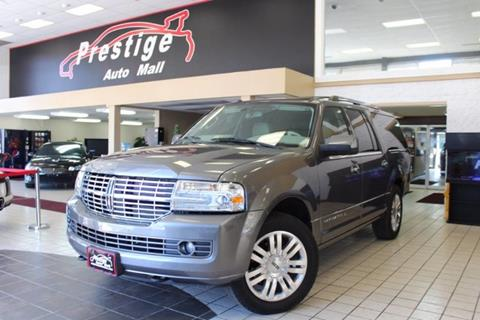 2013 Lincoln Navigator L for sale in Cuyahoga Falls, OH
